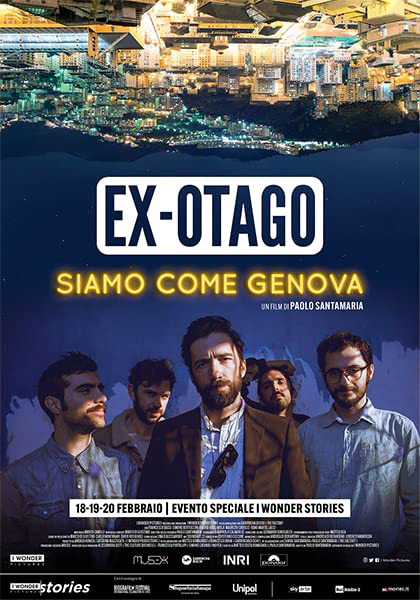 Paolo Santamaria - Siamo come Genova