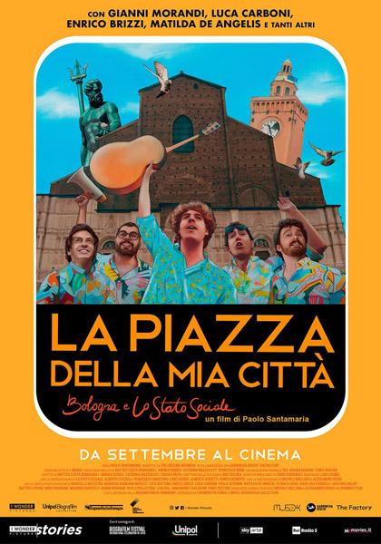 Paolo Santamaria - La Piazza della mia città