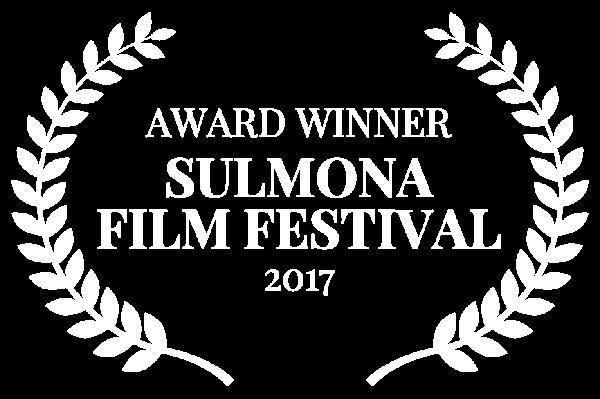 AWARD WINNER - SULMONA FILM FESTIVAL - 2017 (1)