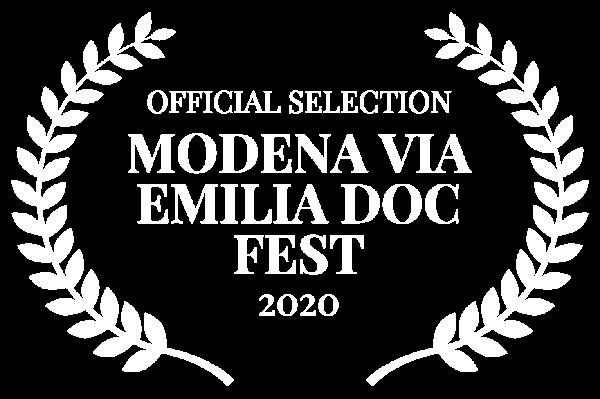 OFFICIAL SELECTION - MODENA VIA EMILIA DOC FEST - 2020 (1)