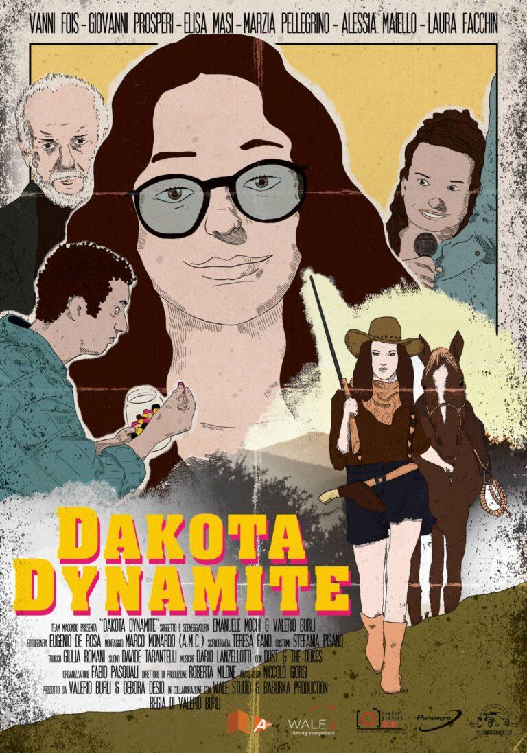 Red Couch - Dakota Dynamite