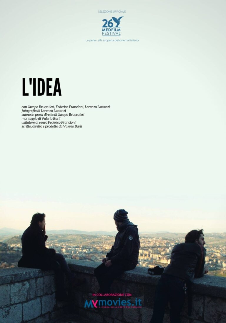 Red Couch - L'idea
